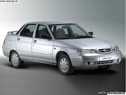 Обзор автомобиля ВАЗ 2110 Обзор автомобилей Lada / ВАЗ